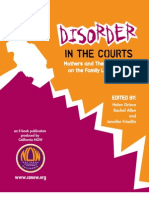 Disorder in the Courts