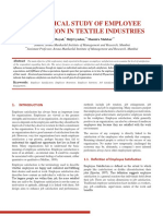 project in textile industry.pdf