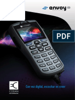 Codan Envoy HF Smart Radio Brochure ES Screen