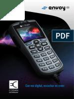 Codan Envoy HF Smart Radio Brochure ES Screen