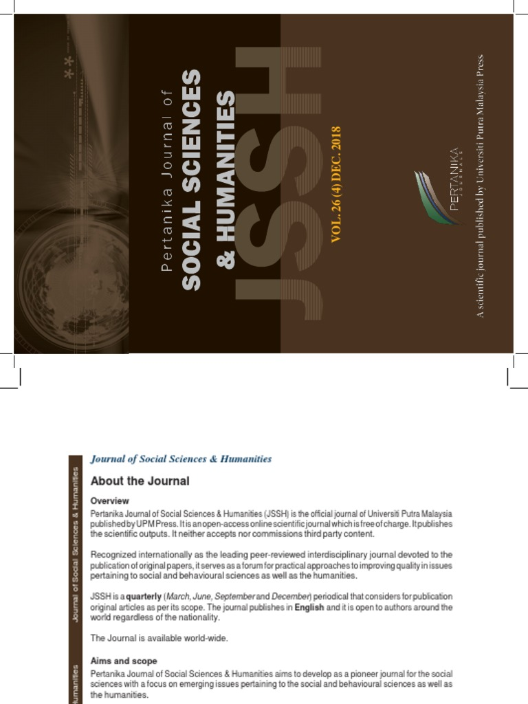 Xenophobic Violence In South Africa And The Nigerians Victimization An Empirical Analysis International Standard Serial Number Social Sciences