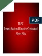 Seminario Introductorio a La Terapia de Ellis