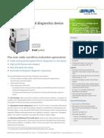 DS VLF Tester and Diagnostics Device Viola Viola TD BAUR en-gb