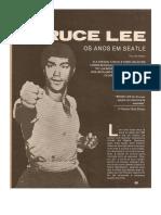 Bruce Lee Anos Em Seatle