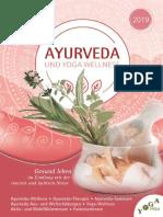 Yoga Vidya Ayurveda Oase - Angebote 2019