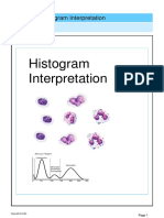 Sysmex KX 21 Histogram Interpretation Handbook