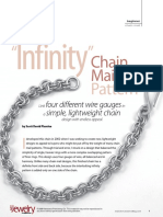 AJM Infinity Chain Mail Pattern