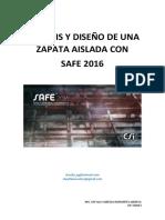 Análisis y Diseño de Una Zapata Aislada (1)