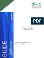Guide Utilisation VOCALAB