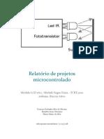 projeto microcontrolado