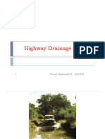 Highway Drainage System
