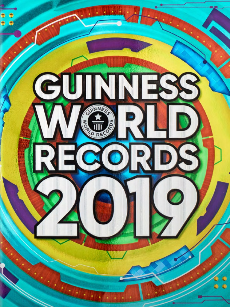 dcd676098309d2 Guinness World Records - 2019