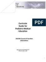 2018 AACPM Curricular Guide PDF