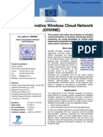 Wireless Cloud Network