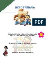 1.Plan de 1er. Grado (Formato Semanal) - Profa. Nidia Dinet Batres Morales - Copia