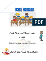 3.Plan de Tercero (Formato Semanal) - Profa. Alma Leticia de Paz Mijangos - Copia