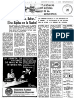 Osvaldo Bayer en Clarín