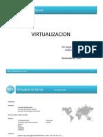 Virtualización como concepto