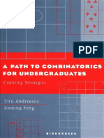 PATH TO COMBINATRICS