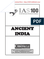 Ancient History of India (English) ( for More Book - Www.gktrickhindi.com )