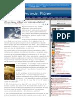 2007-03-16 Tiene Alguna Utilidad Leer Textos Apocalípticos [26 de 3084]