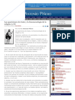 2007-04-21 Las Apariciones de Jesús y La Fenomenología de La Religión 2-2 [46 de 3084]