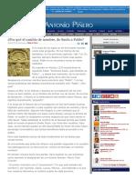 2007-02-16 Por Qué El Cambio de Nombre, De Saulo a Pablo_ [12 de 3084]