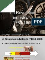 1 La Révolution Industrielle