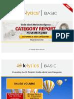 K-lytics Basic Sample