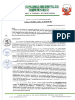 RESOLUCION DE ALCALDIA N°018-2016-MDJ