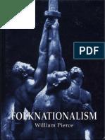 Folk Nationalism