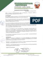 RESOLUCION DE ALCALDIA N°026-2016-MDJ