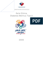 Guia Clinica DM Tipo2 2005