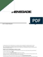 Manual Jeep Renegade 2016