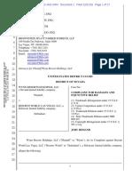 Wynn Resorts vs. Resorts World Las Vegas lawsuit