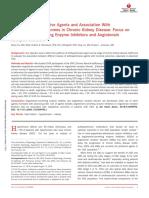 JAHA Use of Antihypertensives in CKD 2018