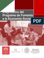 Diagnóstico del programa de fomento a la economía social en México, 2012