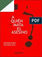 A quién mata el asesino [Silvia Elena Tendlarz & Carlos García].pdf