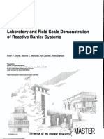 Dwyer Laboratory and Field Scale Demonstration PEAT Coal, Fly Ash