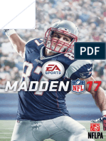 Madden 17 Manual Playstation4 Na