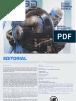 Korad-32. Revista digital de literatura fantástica y de Ciencia ficción