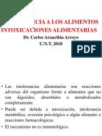 17. Alergia Intolerancia Intoxicaciòn Alimentaria