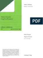 Henrich, Dieter - Hegel Im Kontext