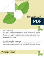 (19) Hypoglycaemia Kuliah Block