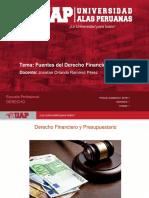 Semana 2 - 2018-1 - Fuentes Del Derecho Financiero