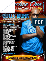 GeeChee One Magazine - Final Issue of 2014