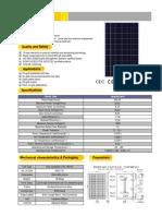 Solar 250w