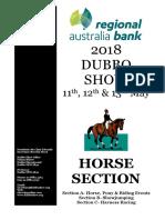 Horse+Schedule