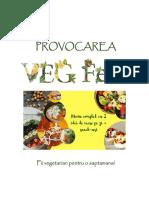 Meniu Vegetarian