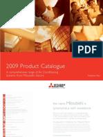 2009 Product Catalogue v2